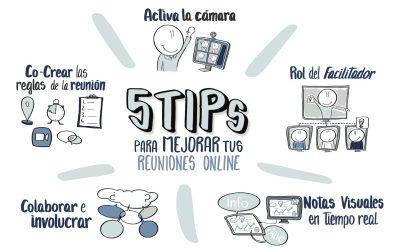 5 tips para mejorar tus reuniones online
